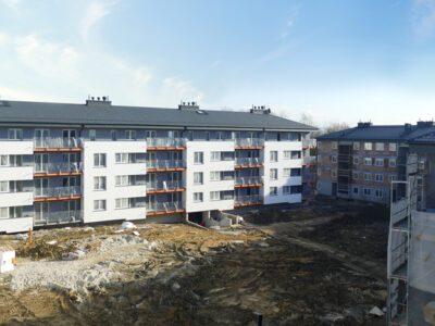 budowa 481 mieszkań plus w Krakowie